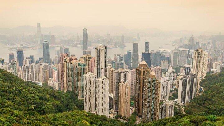 Bagaimana teh membentuk kewujudan Hong Kong