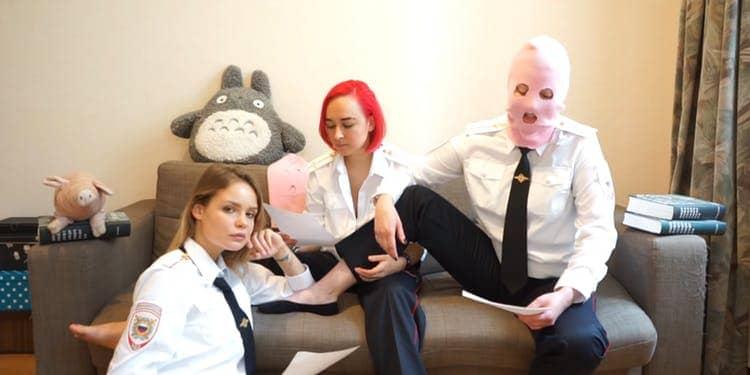 Pussy Riot yang diasaskan pada tahun 2011